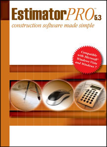 Estimator Pro Package Cover